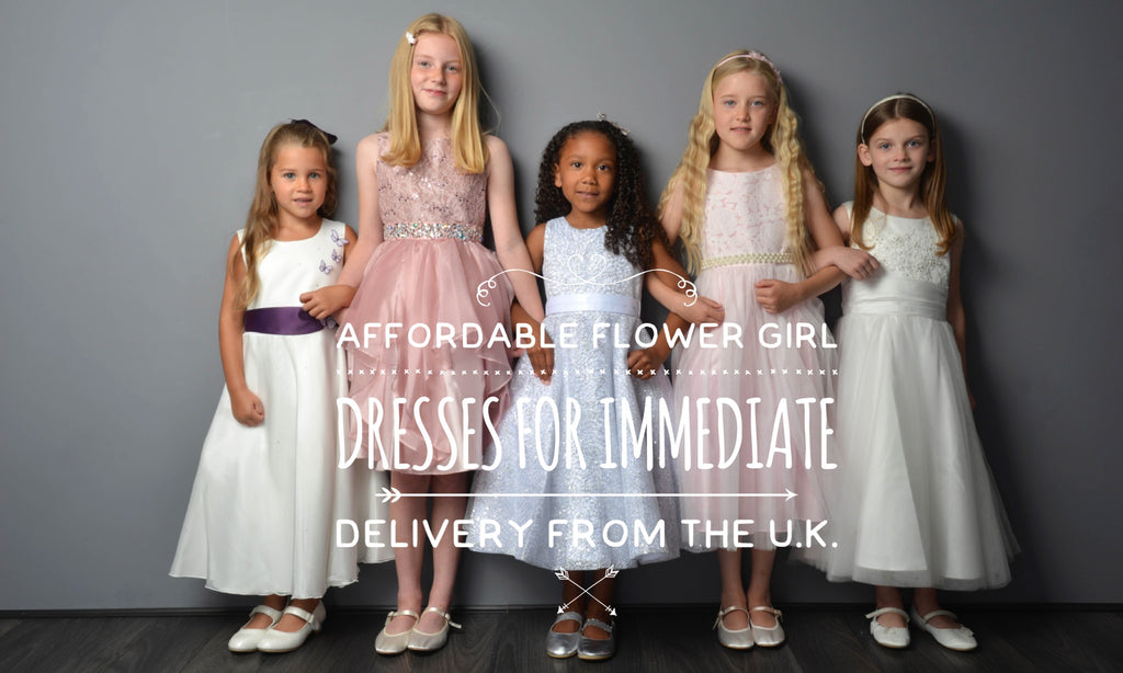 Demigella UK Flower Girl Dresses
