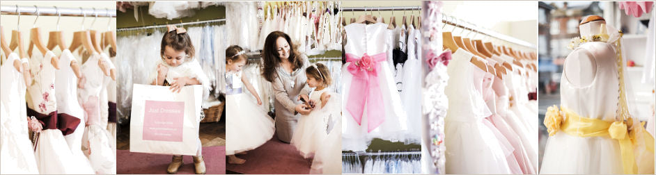 Demigella Flower Girl Dresses