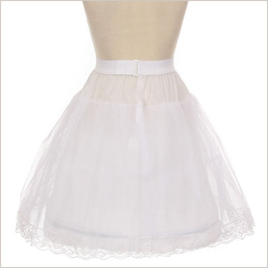 Child's Petticoat with Hoop 5
