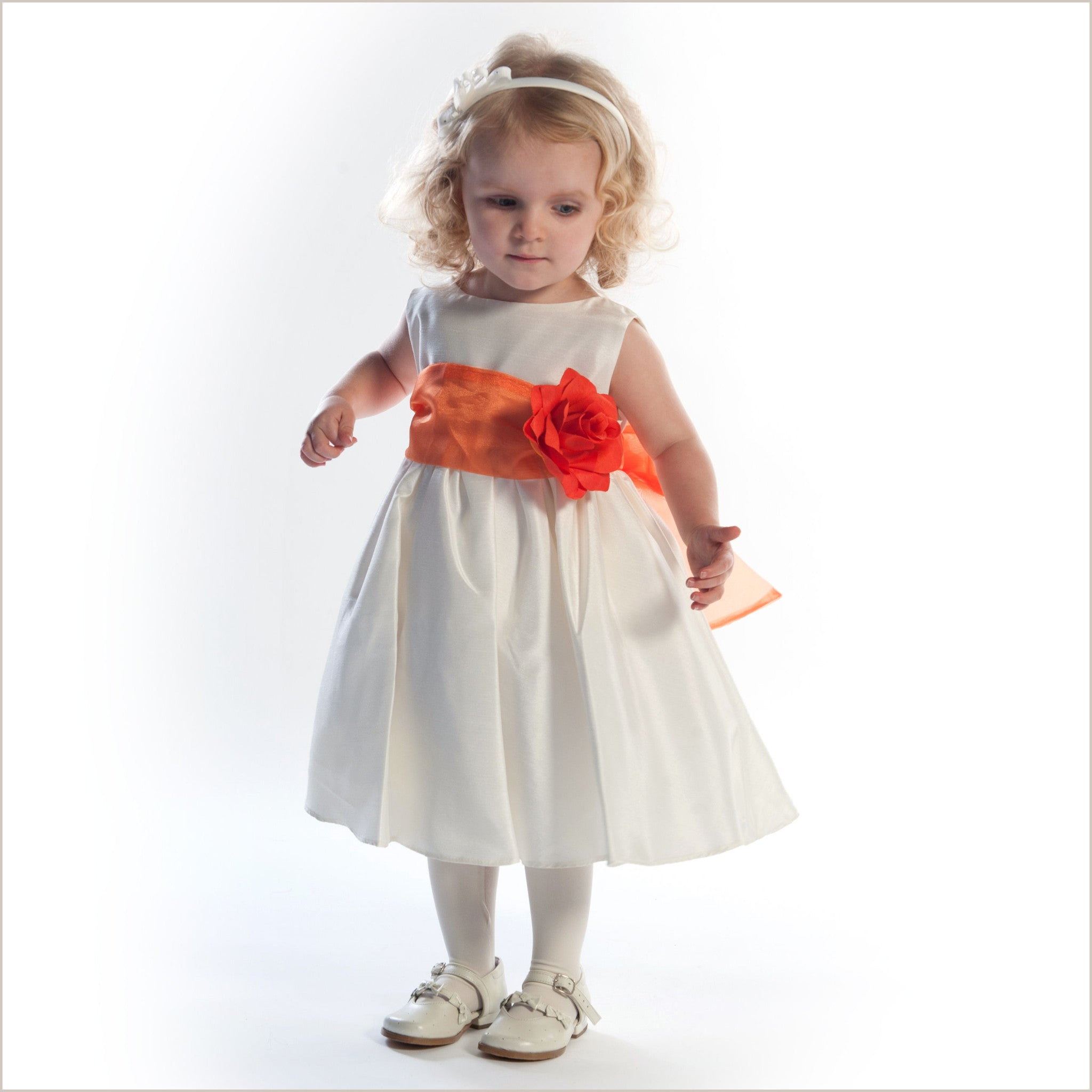 0482ab6a126 Flower Girl Dresses For Toddlers Ivory