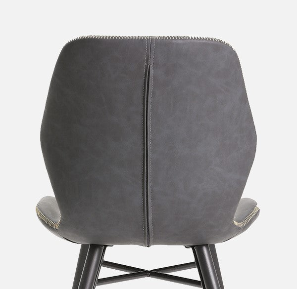 Artos Chita Modern Leather Dining Room Chair set of 2 Overview