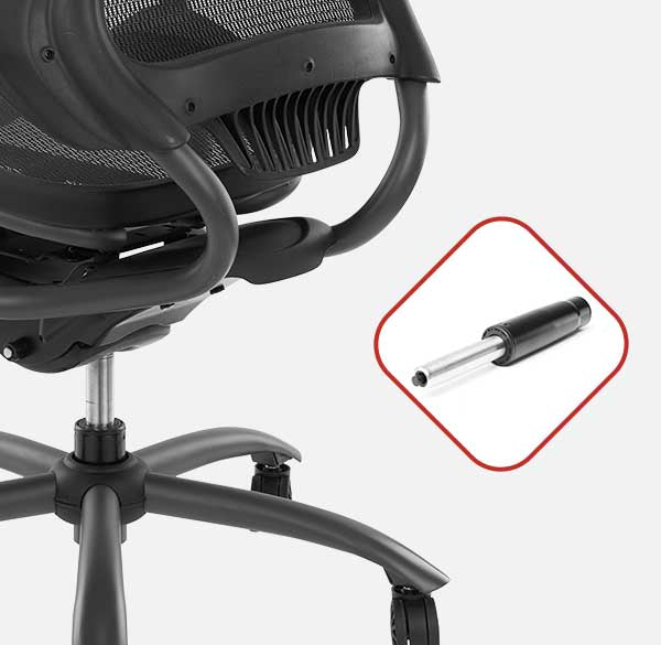 Clatina LYL Adjustable Ergonomic Office Executive Chair Overview