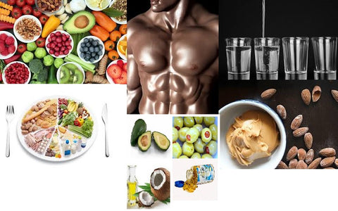 Muscle Building Diet Meal Plan
