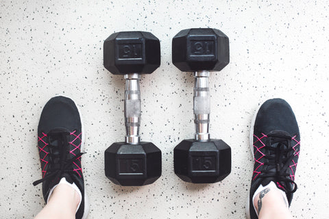 Total Workout with Dumbbells