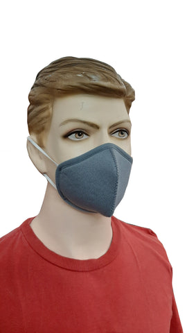 Face Mask Grey for Protection