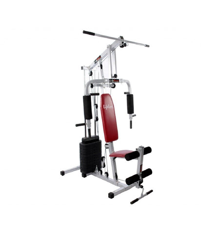 Image of Gym Machines - Lifeline Home Gym Set 002 Workout At Home Use