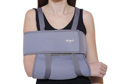 Image of Shoulder Support Brace-Universal Design from Grip's (B 06)