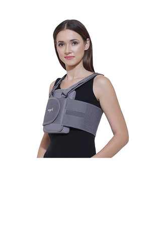 Image of Sternal Brace/Chest Belt/Support with Suspender from Grip's (D 04)