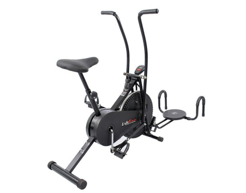 Image of Lifeline Gym Cycle LFABKE-TWPU with Push up Twister