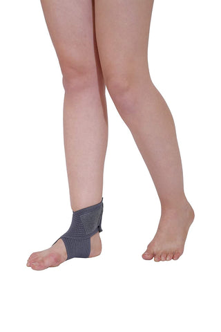 Image of Ankle and Foot Binder | Soft Ankle Support/Brace/Wrap from Grip's (H 02)