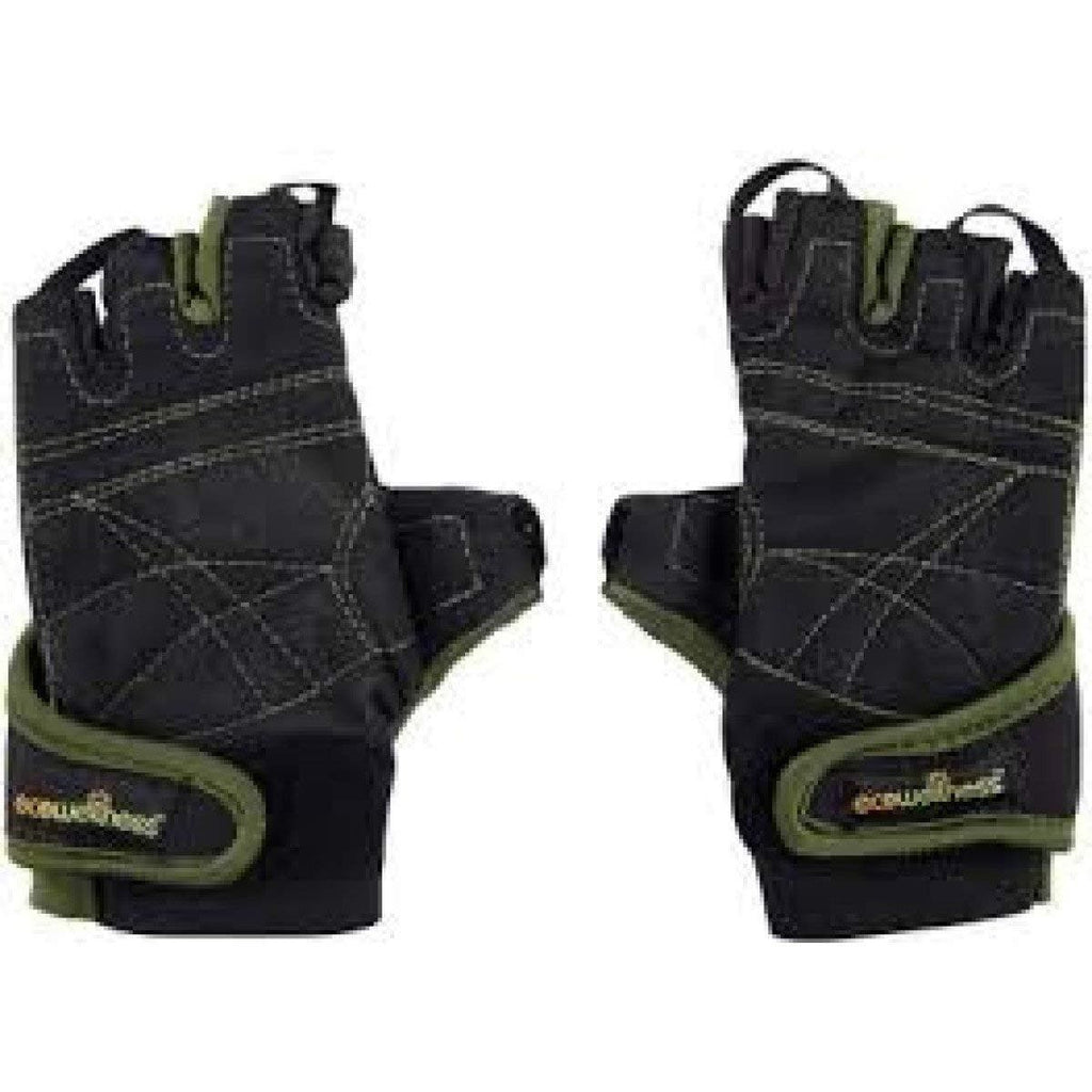 EcoWellness Aerobic Weight Training Gloves QW-93 Large