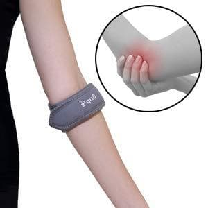Image of Grip's Tennis Elbow Brace | Elbow Support Band (C 06) Universal (pack of 2)