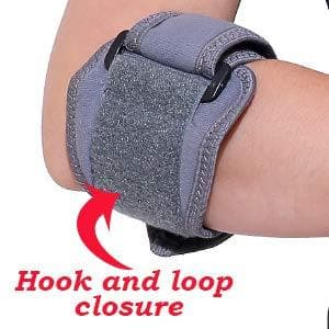 Grip's Tennis Elbow Brace | Elbow Support Band (C 06) Universal (pack of 2)