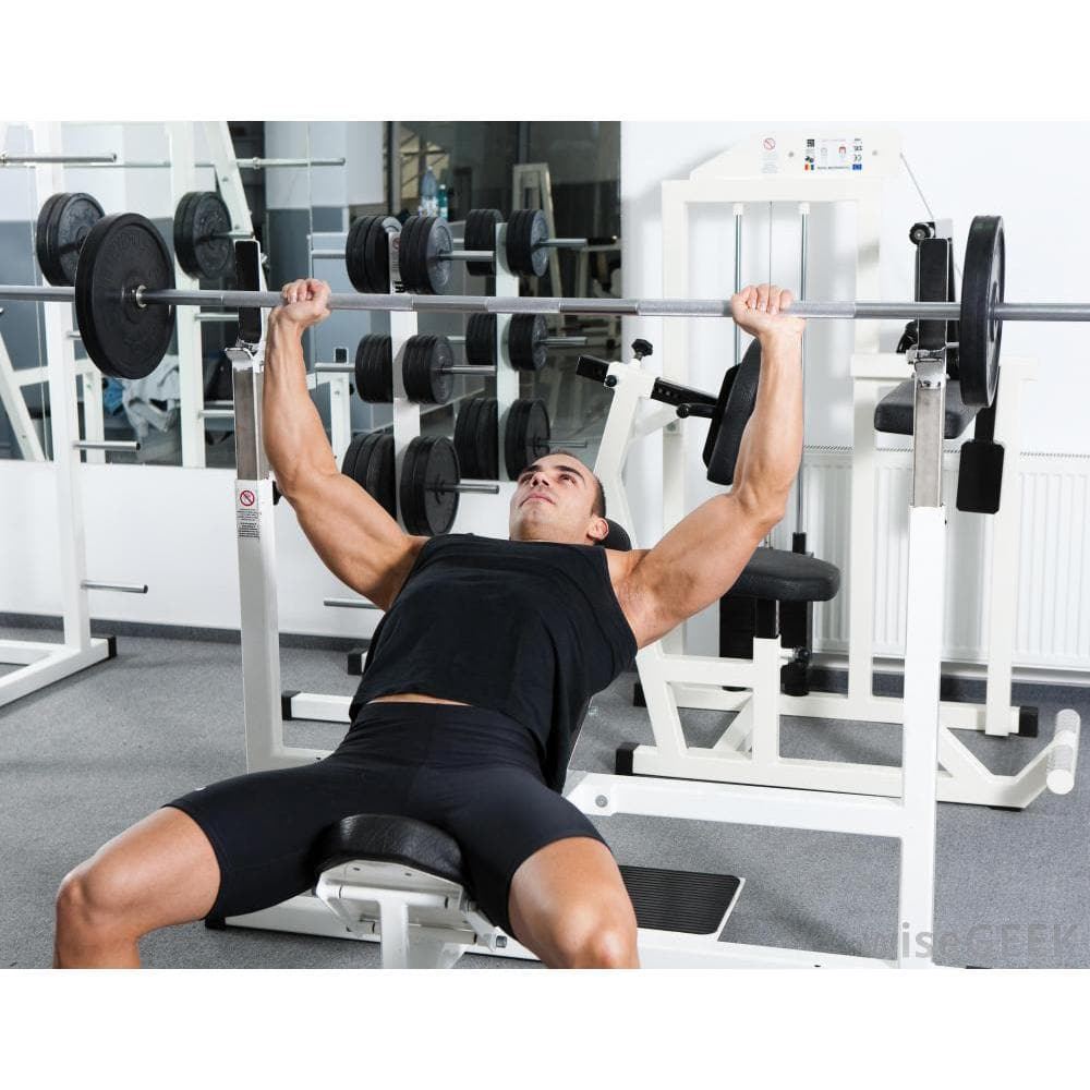 Viva Fitness IF-OIB Incline Gym Bench