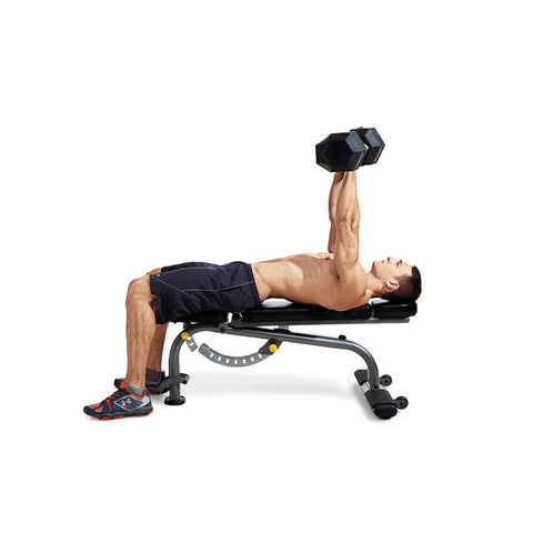 Image of Dynamic Effort Bench - Viva Fitness Beast-30 Flat Bench For Workout