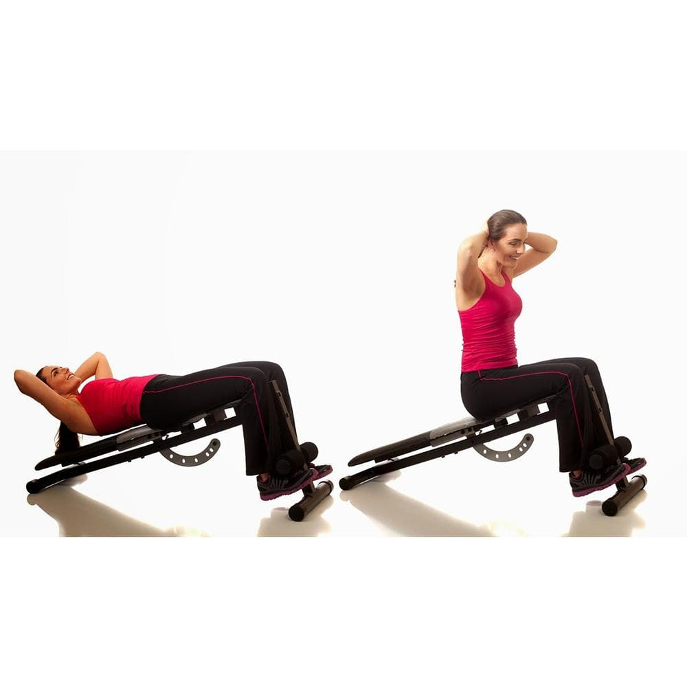 Viva Fitness Adjustable Bench - Viva Fitness IF-AAB Abdominal Bench For Exercise