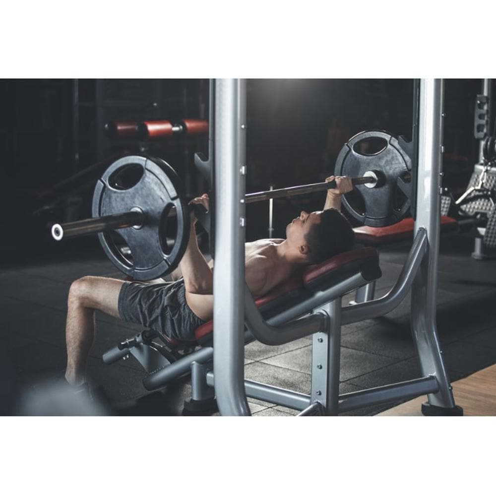 Viva Fitness IT 7015 Olympic Incline Bench Press