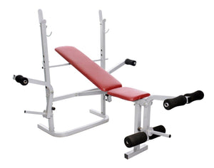 Lifeline 308A Multi Bench Press 8 in 1 Home Gym Exercise Equipment
