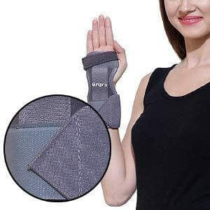 Grip's Carpal Tunnel Splint Day Time | Wrist and Palm Support (C 03) Universal
