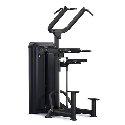 Viva Fitness 320 H Commercial Assisted Chin And Dip Station 170 Lbs