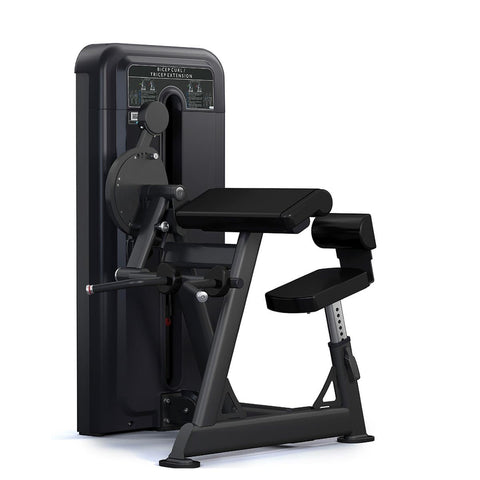 Viva Fitness 360 H Commercial Bicep Curl/ Triceps Extension Machine 200 Lbs