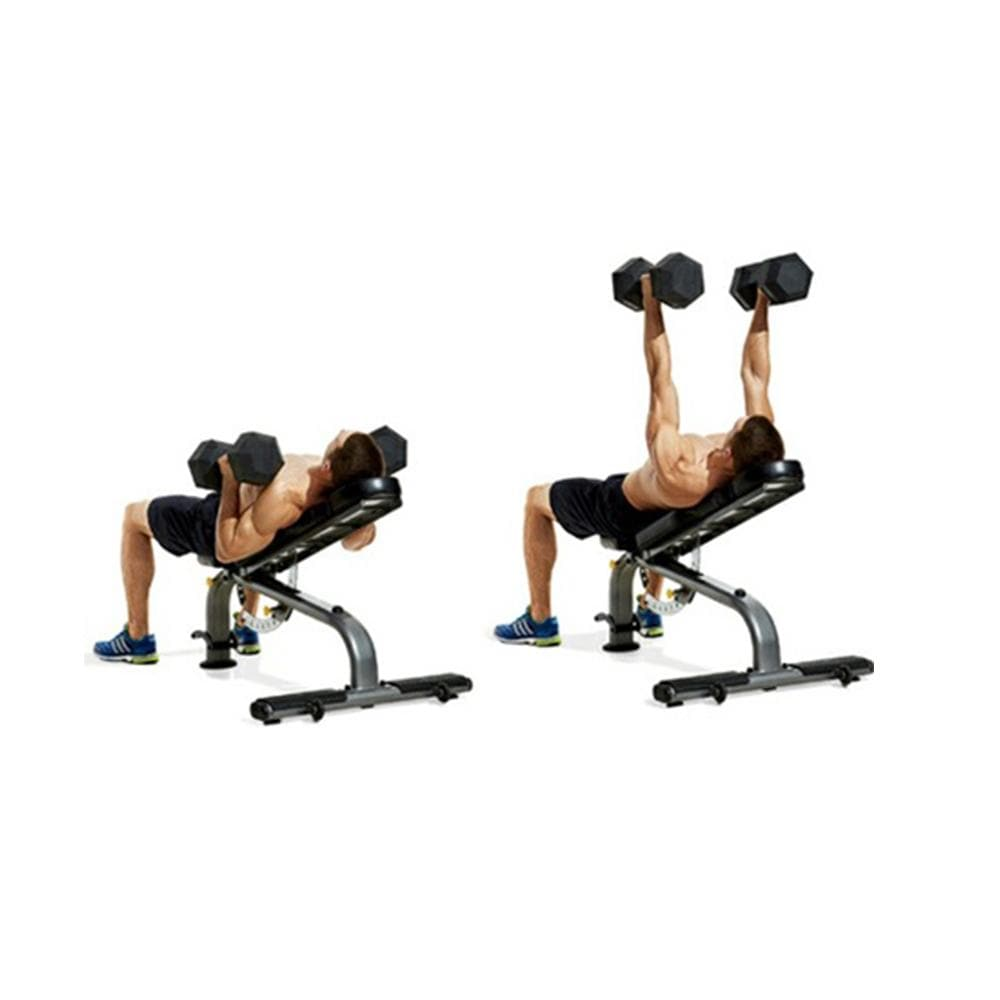 Viva Fitness E 3039 Adjustable Bench