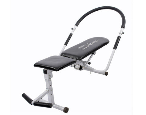 Fitness Bench - Lifeline AB Care 111 Bundles With Sweat Belt And Gym Bag