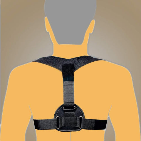 Image of Grip's Posture Corrector for Straightening and Correcting Back and Shoulder Position