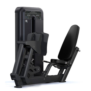 Viva Fitness 575 H COMMERCIAL LEG PRESS / CALF EXTENSION EXERCISE EQUIPMENT 290 LBS