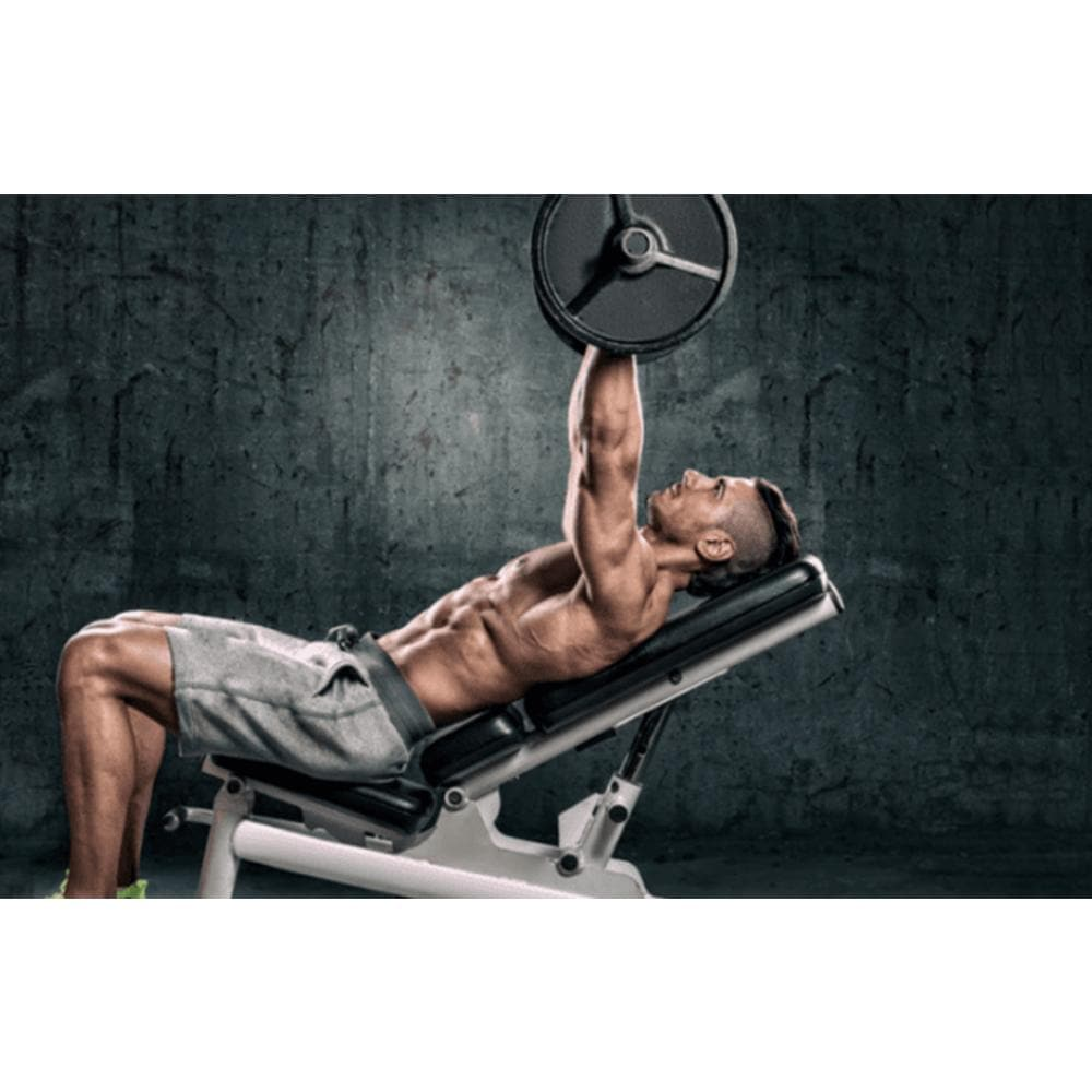 Viva Fitness DFT-639 bench for gym