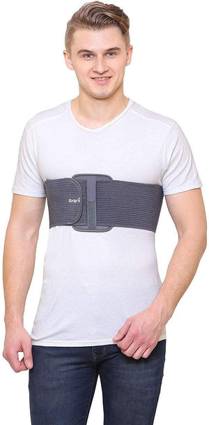 Grip's Rib Brace/Belt/Support for Male (D 01)
