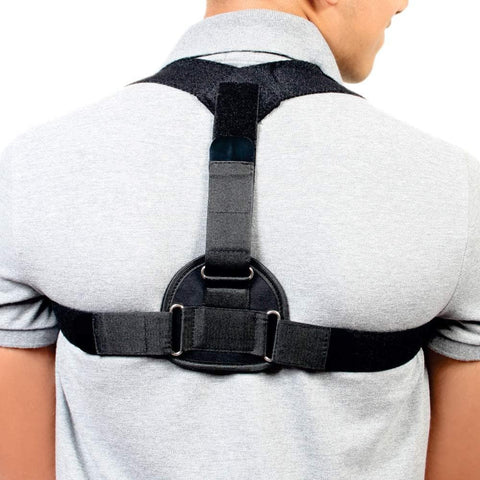 Grip's Posture Corrector for Straightening and Correcting Back and Shoulder Position