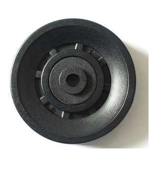 (90 mm) Nylon Bearing Round Pulley Wheel