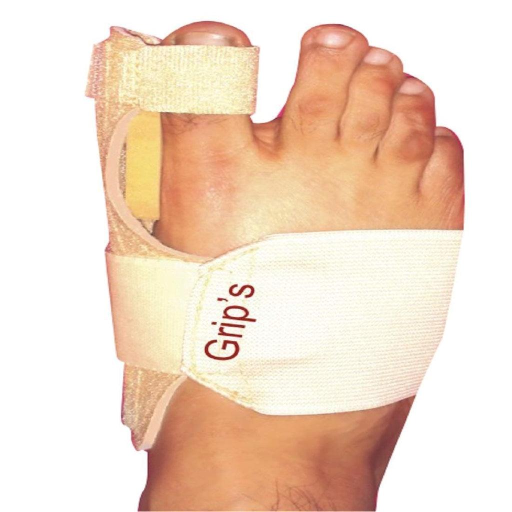 Grip's Bunion Night Splint For Foot Support (H 18) Universal Size