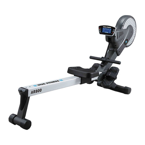 Rowing Machine India - Viva Fitness AIR Rower AR 800 Exercise Machine