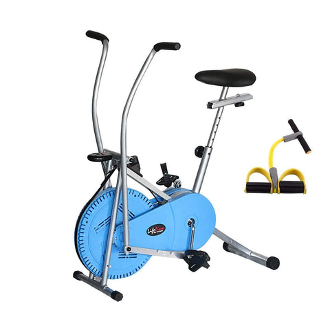 Image of Best Budget Bike - Lifeline 103 (Blue) Bonus with Body Trimmer