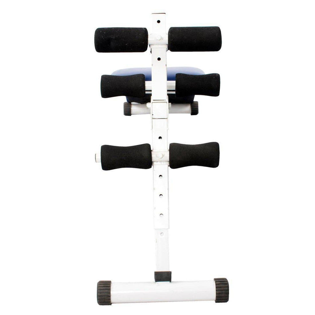 Lifeline Home Gym Machine 002 For Workout At Home Bundles With Resistance Band, Skipping Rope and Exercise Curve Bench 5501A || Available on EMI-IMFIT
