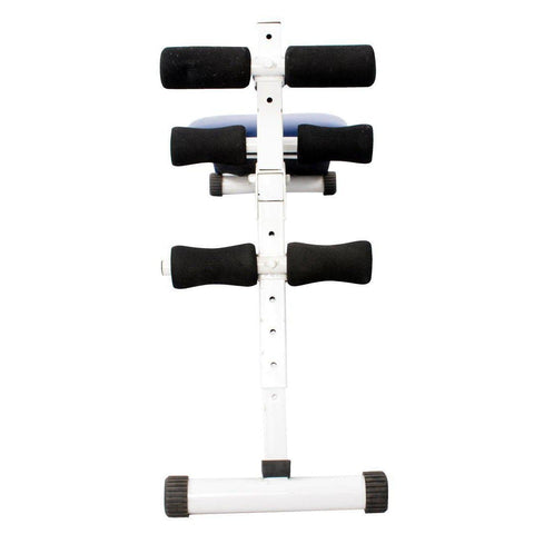 Image of Lifeline Home Gym Station Deluxe 005 For Workout At Home Bundles With Resistance Band, Skipping Rope, Yoga Mat and Exercise Curve Bench 5501A || Available on EMI-IMFIT