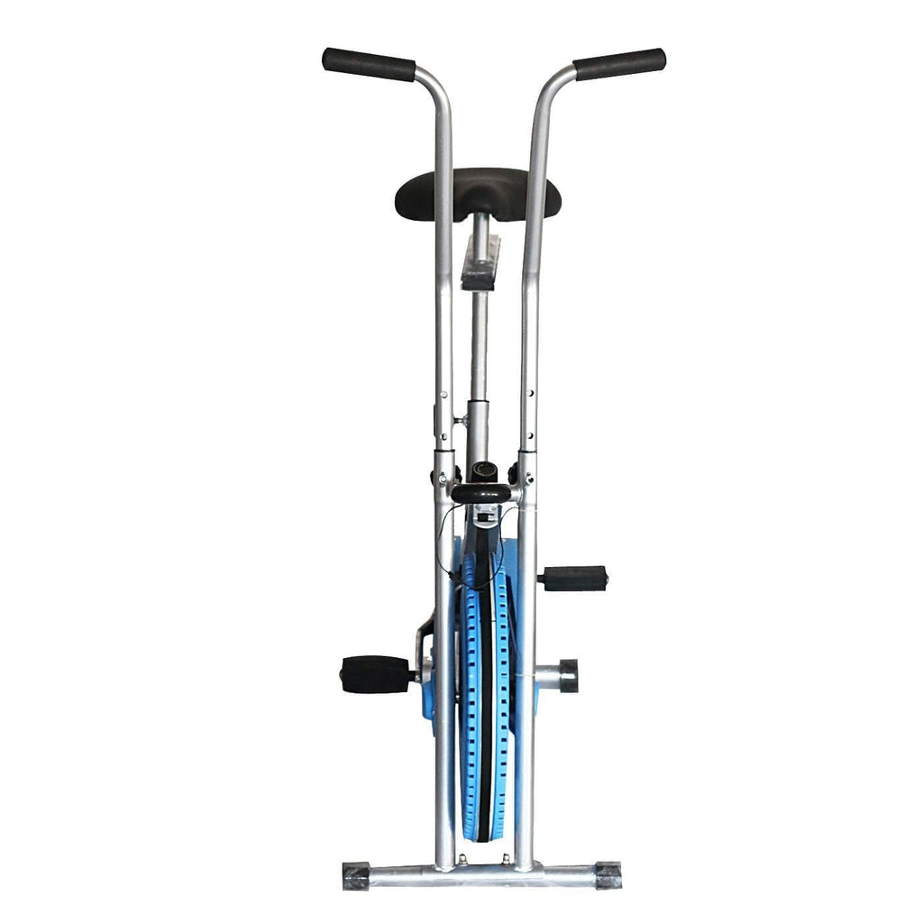Lifeline Fitness Exercise Cycle 102 (Blue) Weight Loss for Men and Women || Bundles with Pull Reducer Body Trimmer (Multicolor)-IMFIT