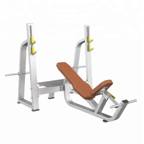 Buy Incline Bench Press - Viva Fitness DFT-642 Olympic Incline Bench For Exercise
