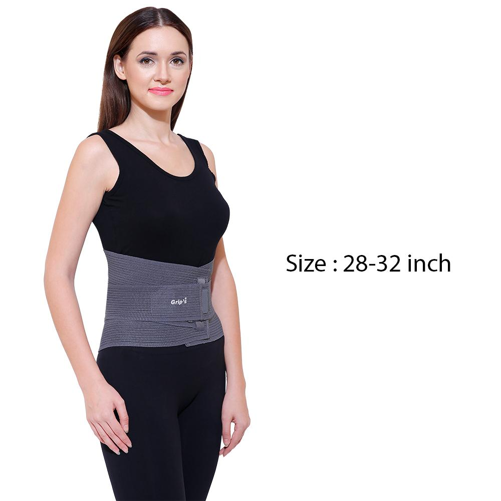 Grip's Lumbar Support/Lumbar Belt/Lumbar Back Support (E02)