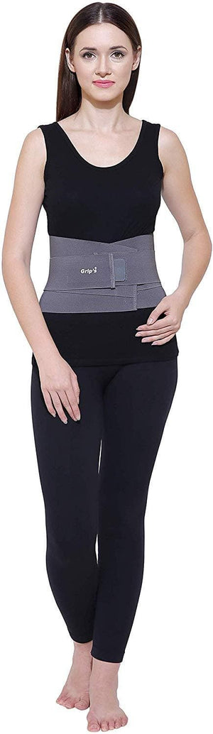 Grip's Lumbo Sacral Belt SSO Primium | Lumber Support for Back Pain (E 11)