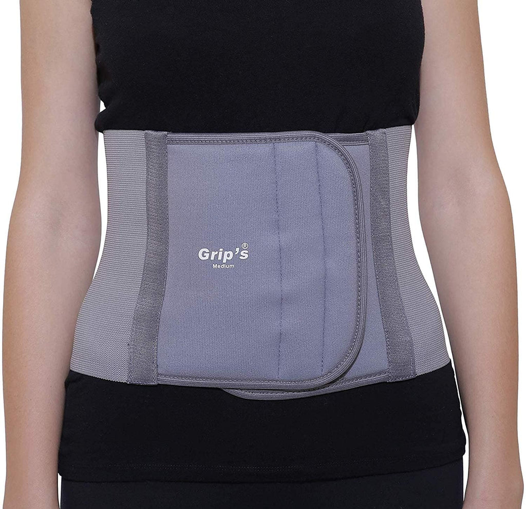 Grip's Abdominal Binder 8"