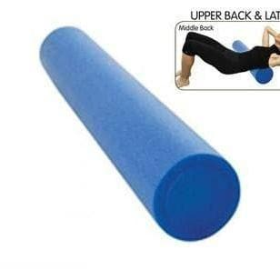 Lifeline Home Gym Equipment Deluxe 005 For Workout At Home Bundles With Resistance Band and Full Round Foam Roller || Available on EMI-IMFIT