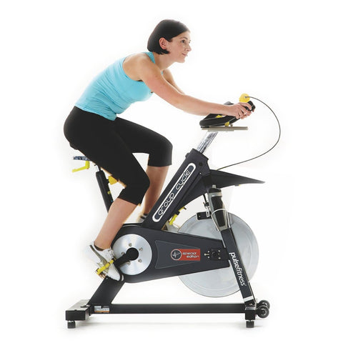 Viva Fitness G 225 PULSE COMMERCIAL UPRIGHT SPIN BIKE