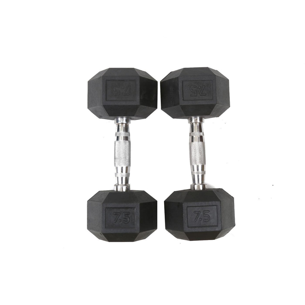 Buy Gym Equipment - Lifeline Home Gym Set 002 Bundles With 7.5 kg Dumbbell Pair