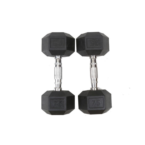 Image of Buy Gym Equipment - Lifeline Home Gym Set 002 Bundles With 7.5 kg Dumbbell Pair