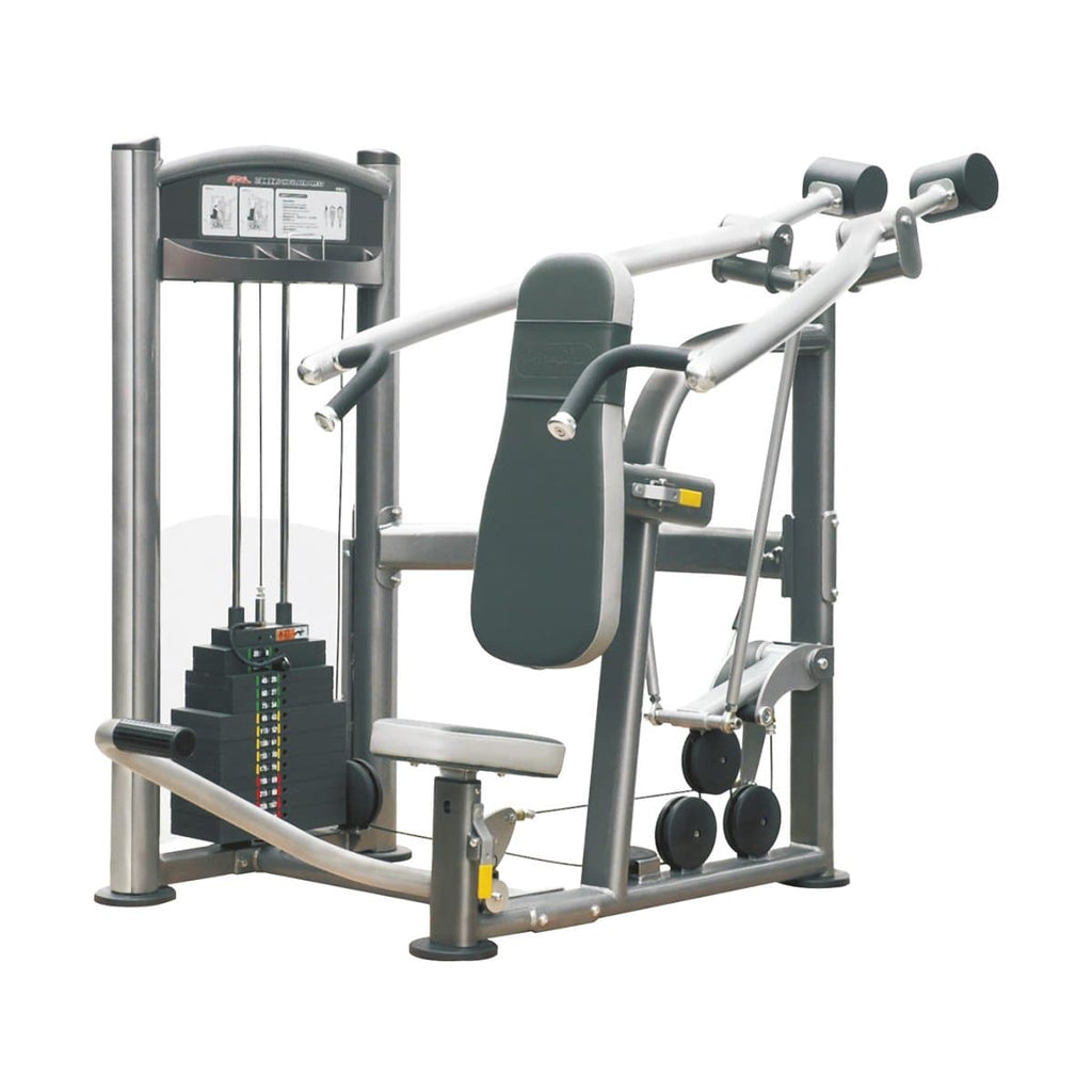 Viva Fitness IT 9312 CONVERGING SHOULDER PRESS COMMERCIAL GYM MACHINE 200 LBS