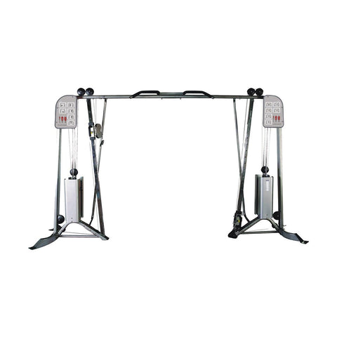 Image of Viva Fitness IT 9313 Cable Crossover Commercial Gym Equipment 200 LbsX2