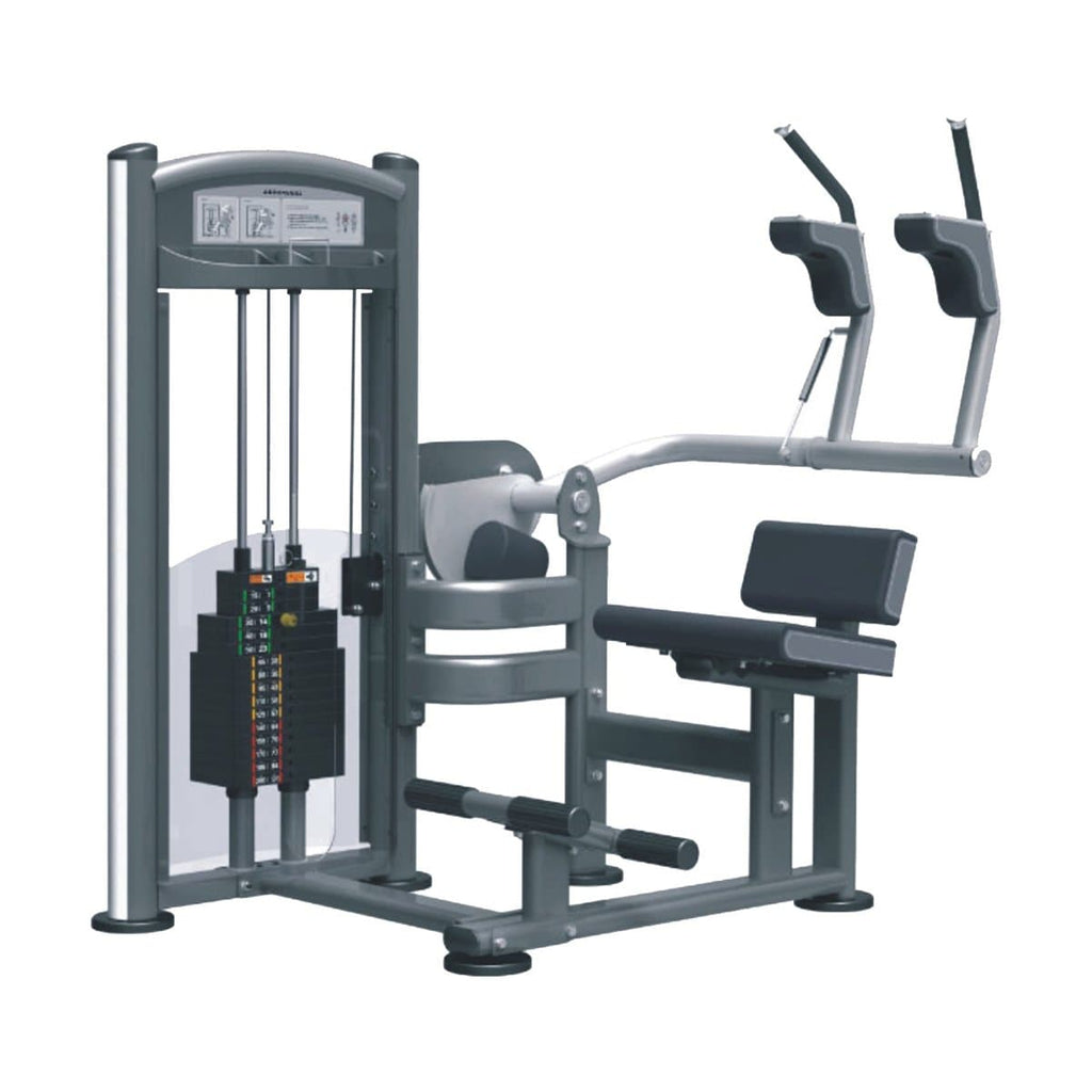 Viva Fitness IT 9314 ABDOMINAL CRUNCH COMMERCIAL FITNESS MACHINE 200 LBS